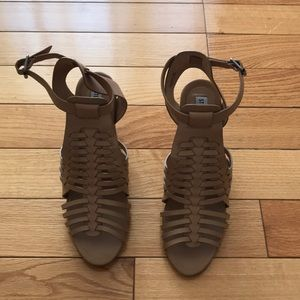 Steve Madden high heel sandals